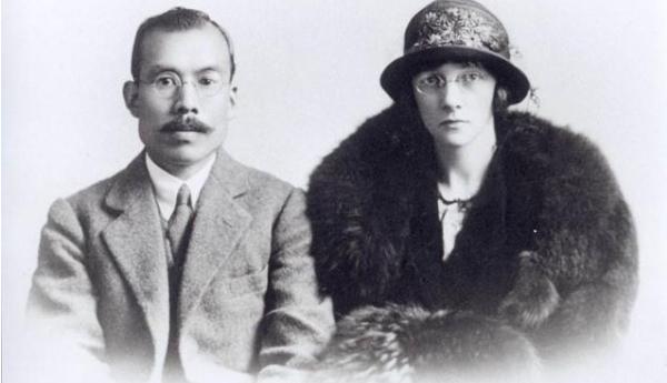 マッサンとリタさん