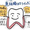 歯根が短くなる問題